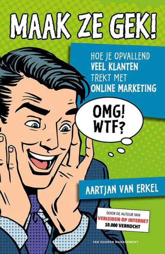 Aartjan Van Erkel Maak Ze Gek Boek Kopen