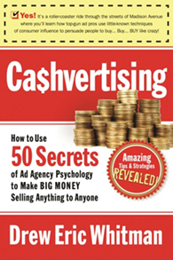 Cashvertising Boek