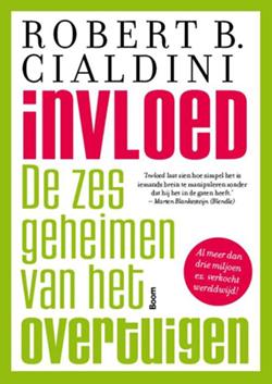 Robert Cialdini Invloed Boek