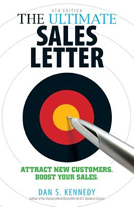 Ultimate Sales Letter Boek Dan Kennedy